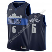 Maglie NBA Dallas Mavericks 2019-20 Kristaps Porzingis 6# Marina Militare Statement Edition Canotte ..
