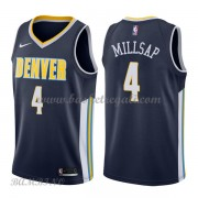 Canotte Basket Bambino Denver Nuggets 2018 Paul Millsap 4# Icon Edition..