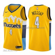 Canotte Basket Bambino Denver Nuggets 2018 Paul Millsap 4# Statement Edition..