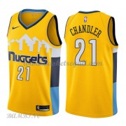 Canotte Basket Bambino Denver Nuggets 2018 Wilson Chandler 21# Statement Edition..