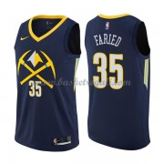 Maglie NBA Denver Nuggets 2018 Canotte Kenneth Faried 35# City Edition..