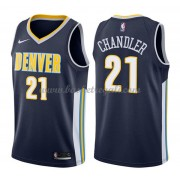 Maglie NBA Denver Nuggets 2018 Canotte Wilson Chandler 21# Icon Edition..
