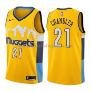 Maglie NBA Denver Nuggets 2018 Canotte Wilson Chandler 21# Statement Edition..