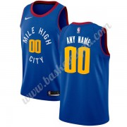 Maglie NBA Denver Nuggets 2019-20 Blu Statement Edition Canotte Swingman..