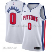 Canotte Basket Bambino Detroit Pistons 2018 Andre Drummond 0# Association Edition..