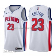 Canotte Basket Bambino Detroit Pistons 2018 Blake Griffin 23# Association Edition..