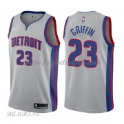Canotte Basket Bambino Detroit Pistons 2018 Blake Griffin 23# Statement Edition..