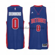 Maglie NBA Andre Drummond 0# Road 2015-16 Canotte Detroit Pistons..