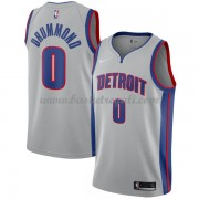 Maglie NBA Detroit Pistons 2018 Canotte Andre Drummond 0# Statement Edition..