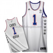 Divise Basket East All Star Game 2015 Chris Bosh 1# NBA Swingman..
