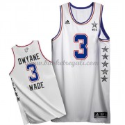 Divise Basket East All Star Game 2015 Dwyane Wade 3# NBA Swingman..