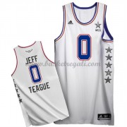 Divise Basket East All Star Game 2015 Jeff Teague 0# NBA Swingman