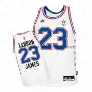 Divise Basket East All Star Game Uomo 2015 LeBron James 23# NBA Swingman..
