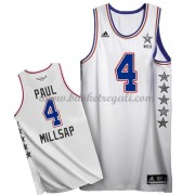 Divise Basket East All Star Game 2015 Paul Millsap 4# NBA Swingman..