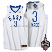 Divise Basket East All Star Game 2016 Dwyane Wade 3# NBA Swingman..