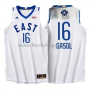 Divise Basket East All Star Game 2016 Pau Gasol 16# NBA Swingman..