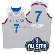 Divise Basket East All Star Game 2017 Carmelo Anthony 7# NBA Swingman..