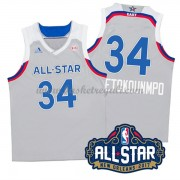 Divise Basket East All Star Game 2017 Giannis Antetokounmpo 34# NBA Swingman..
