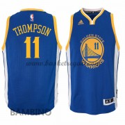 Maglie Basket NBA Golden State Warriors Bambino 2015-16 Klay Thompson 11# Road Swingman..