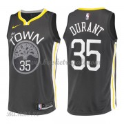 Canotte Basket Bambino Golden State Warriors 2018 Kevin Durant 35# Statement Edition..