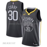 Canotte Basket Bambino Golden State Warriors 2018 Stephen Curry 30# Statement Edition