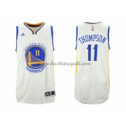 Maglie Basket NBA Golden State Warriors Uomo 2015-16 Klay Thompson 11# Home Swingman..