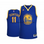 Maglie Basket NBA Golden State Warriors Uomo 2015-16 Klay Thompson 11# Road Swingman..