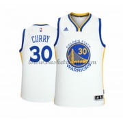 Maglie NBA Stephen Curry 30# Home 2015-16 Canotte Golden State Warriors