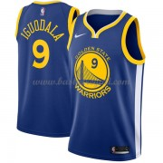 Maglie NBA Golden State Warriors 2018 Canotte Andre Iguodala 9# Icon Edition..