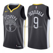 Maglie NBA Golden State Warriors 2018 Canotte Andre Iguodala 9# Statement Edition..
