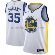 Maglie NBA Golden State Warriors 2018 Canotte Kevin Durant 35# Association Edition..