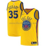 Maglie NBA Golden State Warriors 2018 Canotte Kevin Durant 35# City Edition