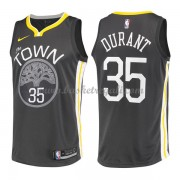 Maglie NBA Golden State Warriors 2018 Canotte Kevin Durant 35# Statement Edition..