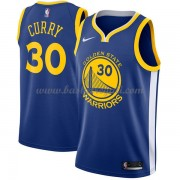Maglie NBA Golden State Warriors 2018 Canotte Stephen Curry 30# Icon Edition