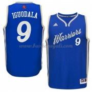 Magliette Basket Golden State Warriors 2015 Andre Iguodala 9# NBA Natale Swingman..