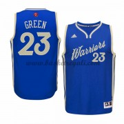 Magliette Basket Golden State Warriors Uomo 2015 Draymond Green 23# NBA Natale Swingman..