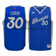 Magliette Basket Golden State Warriors Uomo 2015 Stephen Curry 30# NBA Natale Swingman..