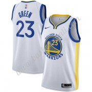 Maglie NBA Golden State Warriors 2019-20 Draymond Green 23# Bianca Association Edition Canotte Swing..