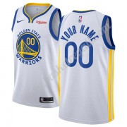 Maglie NBA Golden State Warriors 2019-20 Bianca Association Edition Canotte Swingman..