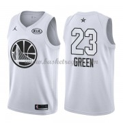 Divise Basket Golden State Warriors s Draymond Green 23# Bianca 2018 All Star Game..