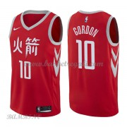 Canotte Basket Bambino Houston Rockets 2018 Eric Gordon 10# City Edition..