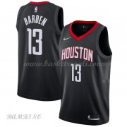 Canotte Basket Bambino Houston Rockets 2018 James Harden 13# Statement Edition..