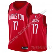 Canotte Basket Bambino Houston Rockets 2019-20 P.J. Tucker 17# Rosso Earned Edition Swingman..