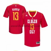 Maglie Basket NBA Houston Rockets Uomo 2015-16 James Harden 13# Pride Swingman..
