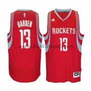 Maglie Basket NBA Houston Rockets Uomo 2015-16 James Harden 13# Road Swingman..