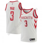 Maglie NBA Houston Rockets 2018 Canotte Chris Paul 3# Association Edition..
