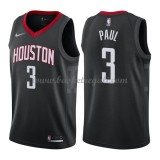Maglie NBA Houston Rockets 2018 Canotte Chris Paul 3# Statement Edition