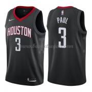 Maglie NBA Houston Rockets 2018 Canotte Chris Paul 3# Statement Edition..