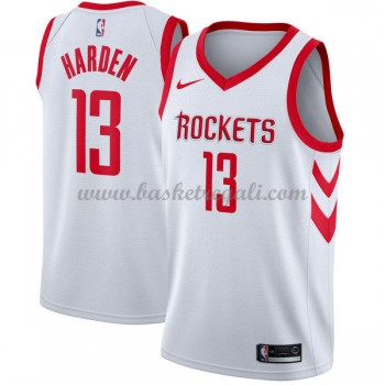 Maglie NBA Houston Rockets 2018 Canotte James Harden 13# Association Edition