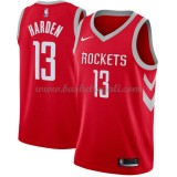 Maglie NBA Houston Rockets 2018 Canotte James Harden 13# Icon Edition